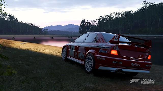 Forza Horizon 4 Mitsubishi Lancer Evo VI WRC #1 Makinen/Mannisenmaki