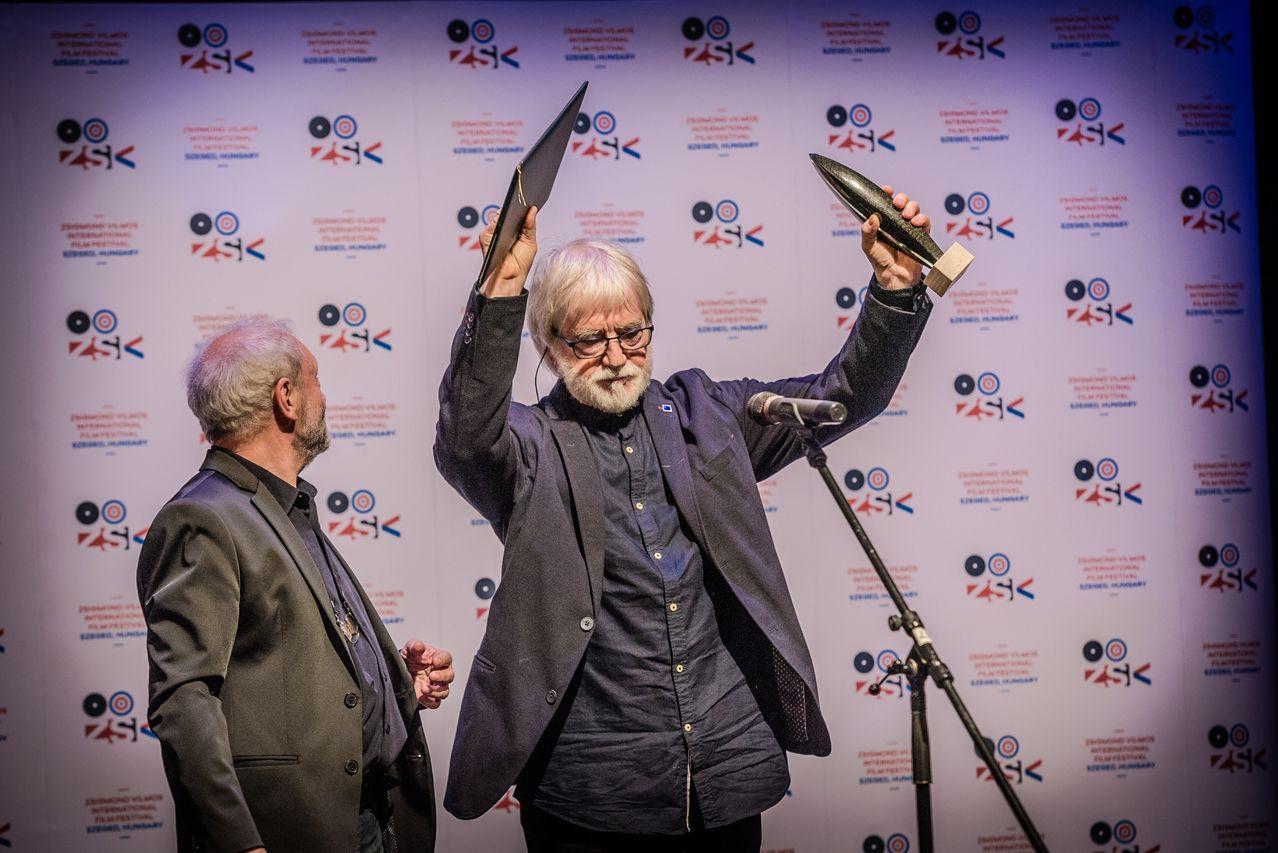 Kende János életműdíjat kapott a Zsigmond Vilmos filmfesztiválon