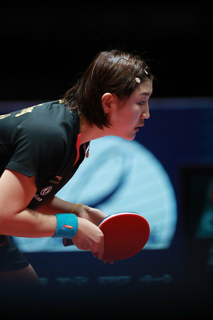 Day 4 - Seamaster 2019 ITTF World Tour China Open