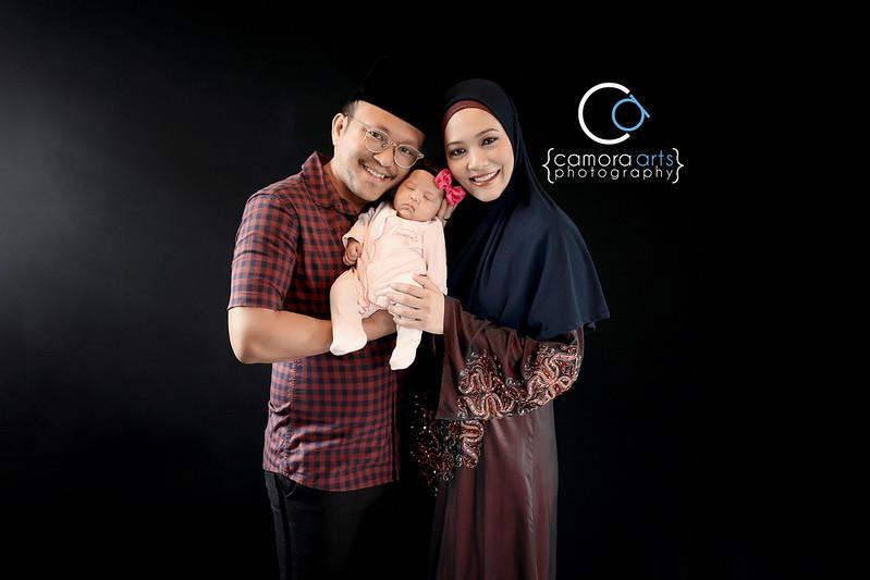 Gambar Comel Anak Kedua Syatilla & Shaheizy Sam Bernama Sarima