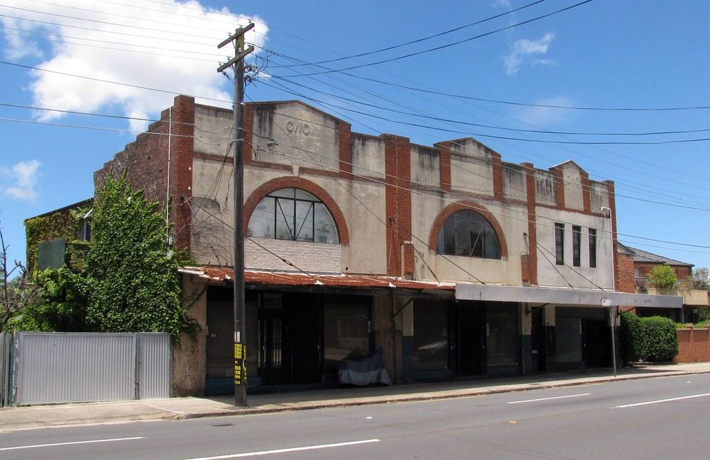 Ex Shop, Canterbury Rd, Canterbury, Sydney, NSW.
