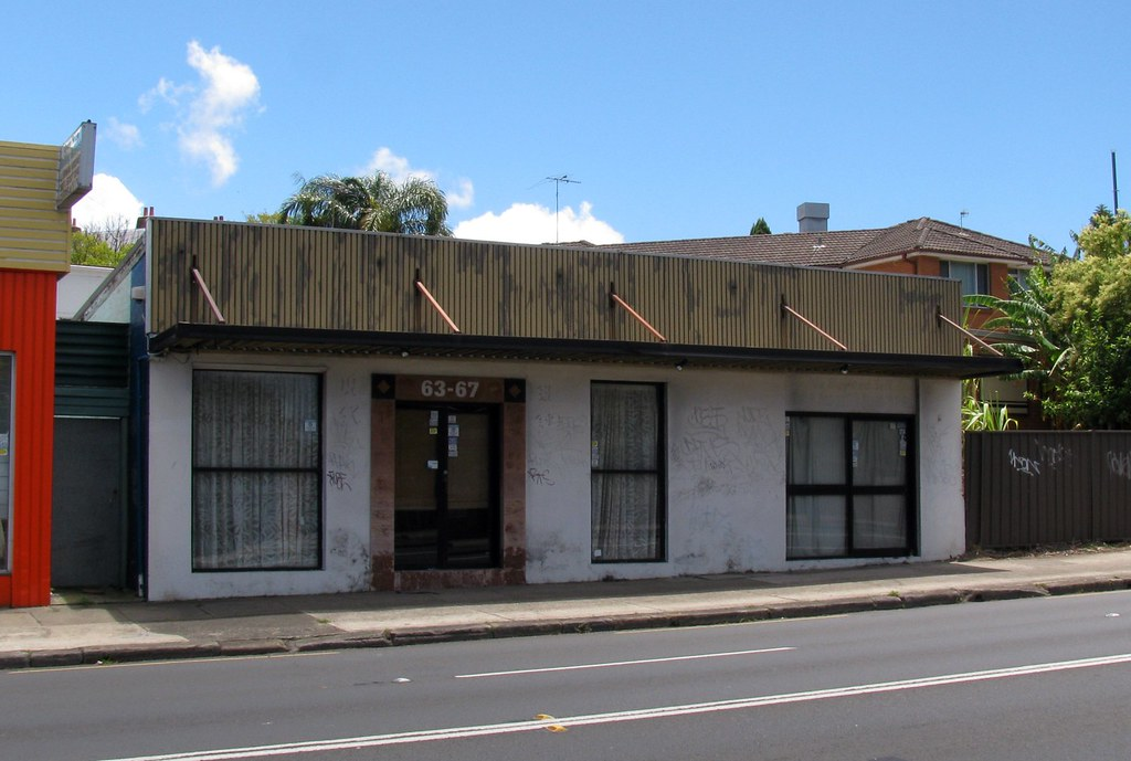 Ex Shop, Canterbury, Sydney, NSW.