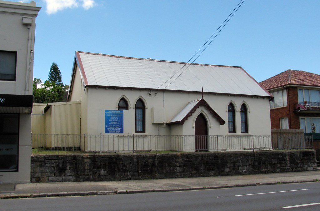 St Pauls Anglican Church, Canterbury, Sydney, NSW.
