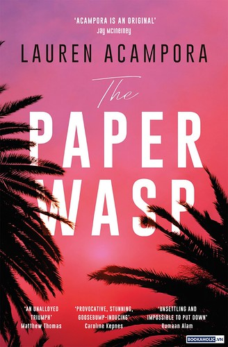 The Paper Wasp - Lauren Acampora