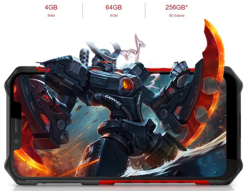 Ulefone Armor 6E 特徴 (20)