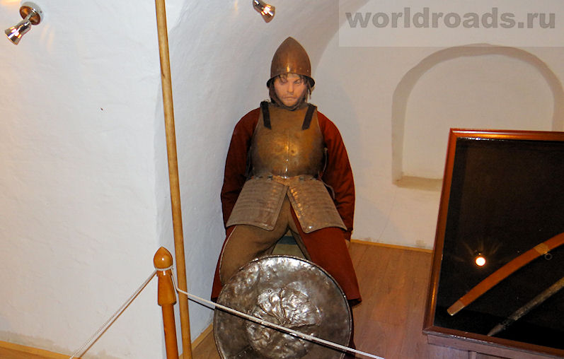 Кремль Астрахань