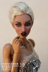 Agatha - Alita Sculpt