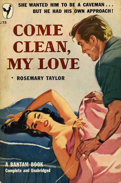 Bantam Books 773 - Rosemary Taylor - Come Clean, My Love