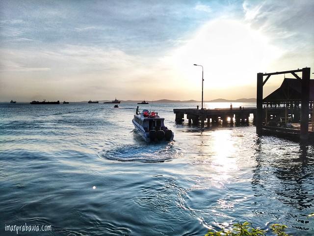 Pelabuhan Bulang Linggi, Tanjung Uban