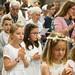 Première communion à Sommières