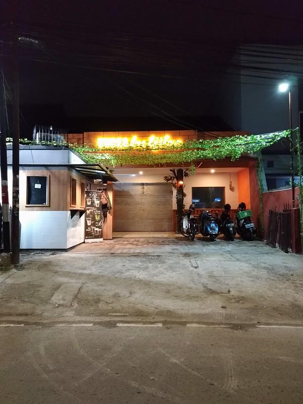 Restoran Gudeg Bu Tjitro, Foto Asli