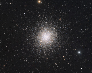 M13 The Great Globular Cluster