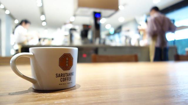 同名咖啡@猿田彥珈琲/台北誠品南西店