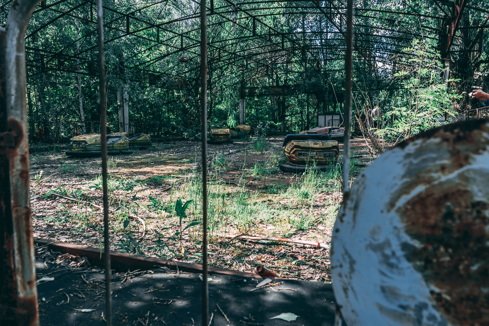 Prypyat Fairground