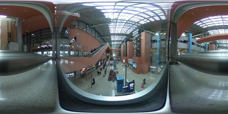 關西國際機場三樓