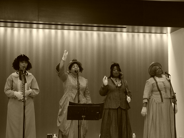 Juneteenth Celebration - Eiteljorg Museum - Juneteenth Celebration - Eiteljorg Museum - Freetown Singers - Sing It Up To Heaven II