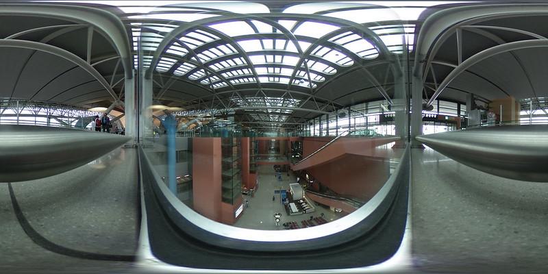 關西國際機場四樓