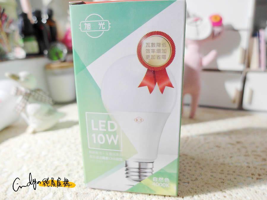 跟旭光LED球泡燈