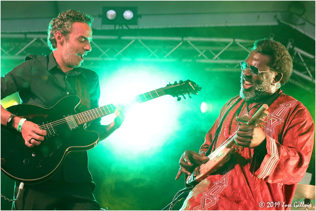 Griot Blues Feat. Mighty Mo Rodgers & Baba Sissoko