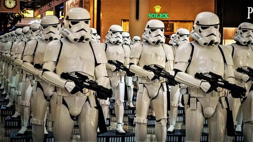 New security measures at rhe Dubai Mall