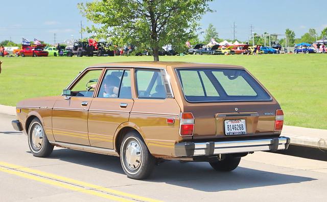 Datsun 510 Wagon 1978 28.4.2019 0243