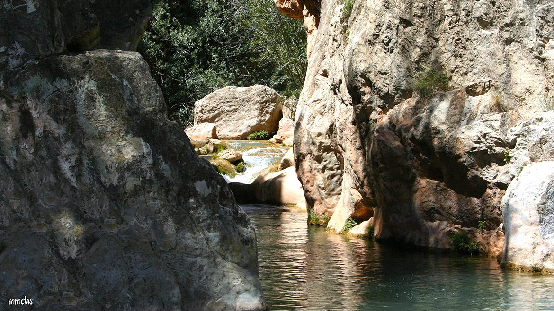 ruta del agua Chelva, la Playeta