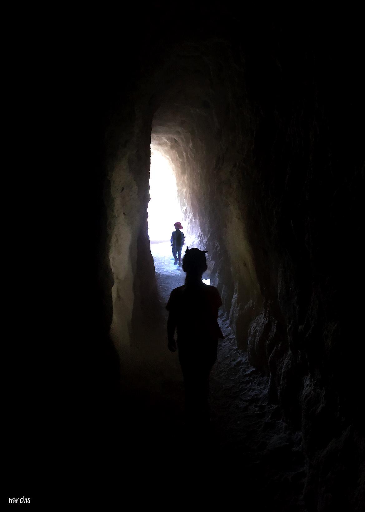 cueva de la ruta del agua Chelva