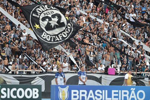 CAMPEONATO BRASILEIRO - BOTAFOGO X VASCO