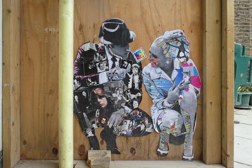 Mr Fahrenheit street art