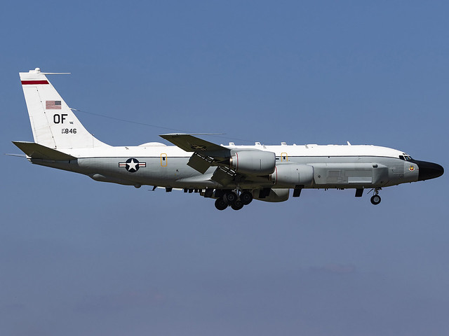 United States Air Force | Boeing RC-135V | 64-14846