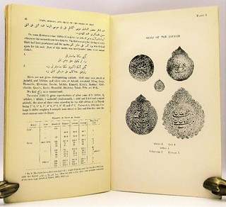 Coins, Medals, and Seals of the Shahs of Iran inside pages