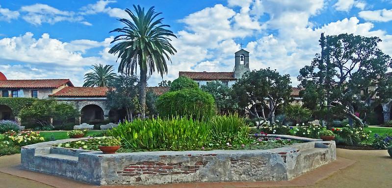 Mission San Juan Capistrano, CA 9-17