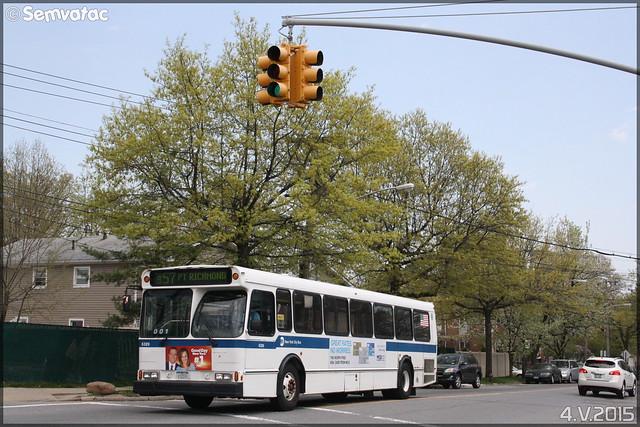 Daimler Orion V - New York City Bus / MTA (Metropolitan Transportation Authority) n°6329
