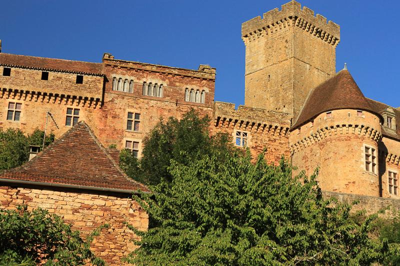 Castillo Castelnau-Bretenoux