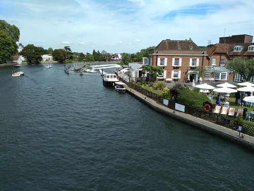 Thames and The Compleat Angler
