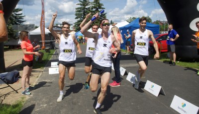 Kalokagathia znovu vítězí v týmovém půlmaratonu, teď v Plzni