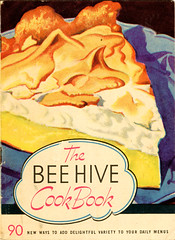 The Bee Hive Cook Book - cover