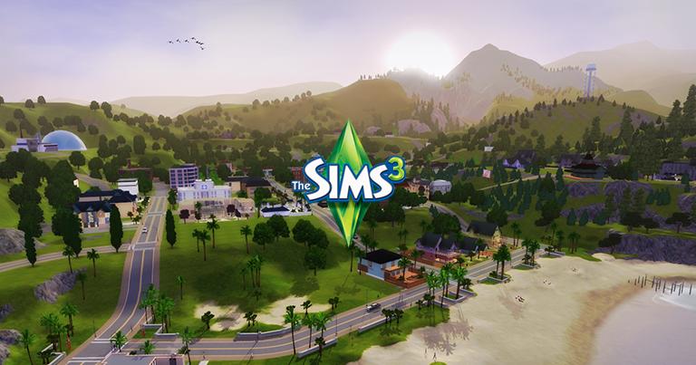 Foto de The Sims 3 Completa 10 Anos de Lançamento