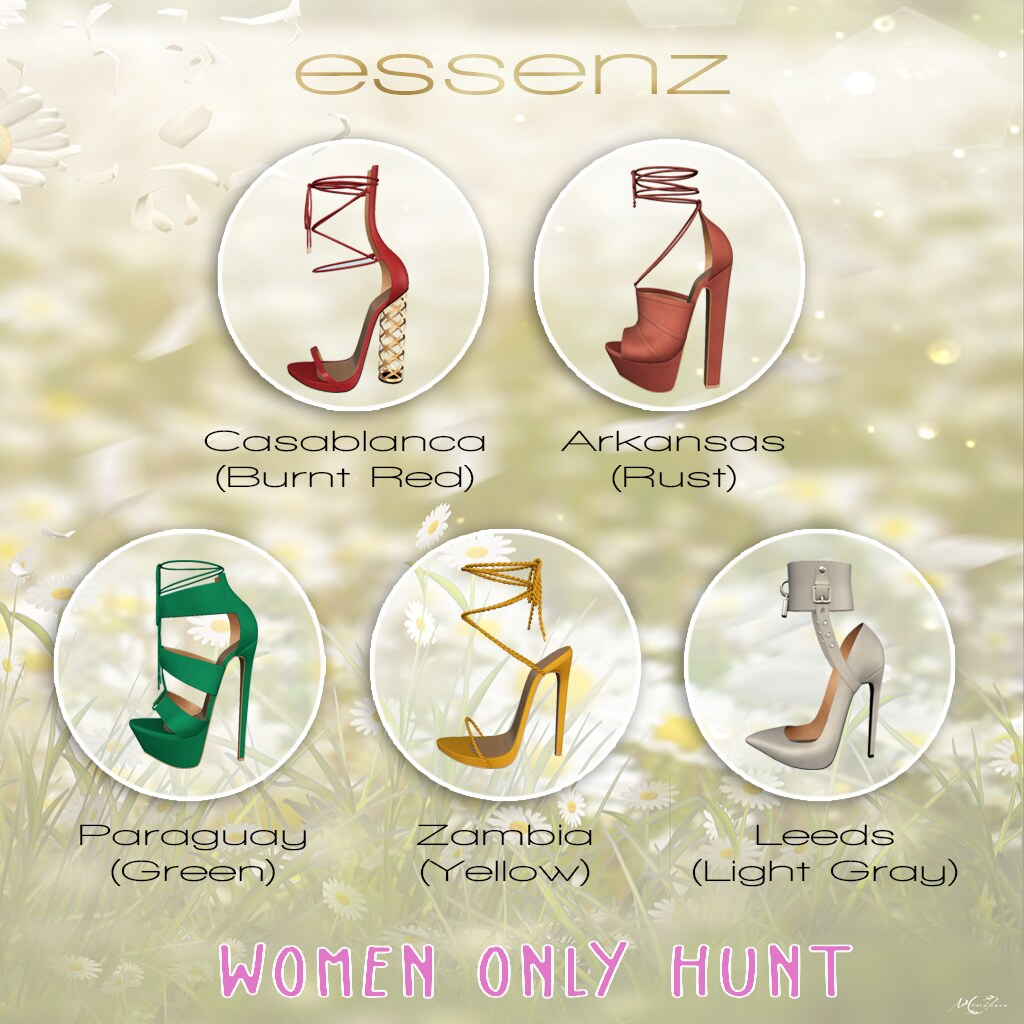 Essenz – Women Only Hunt