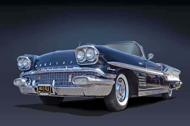 58 Pontiac Parisienne