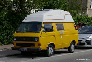 1980' VW T3 Camper
