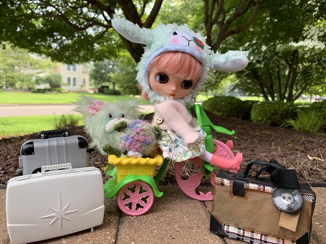 Blythe A Day June 3rd, 2019 Traveling