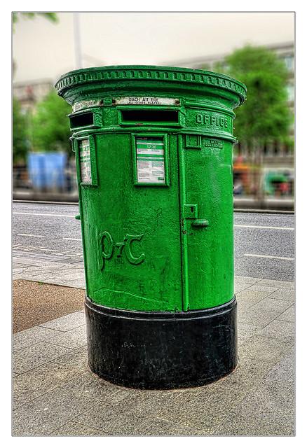 Dublin IR - Postbox