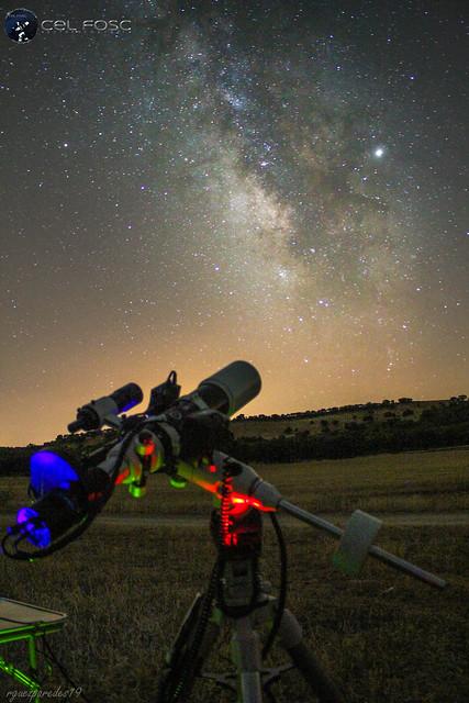 Setup Vía Láctea