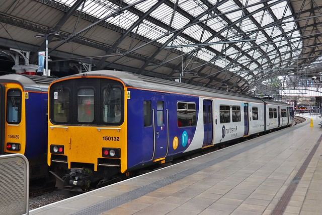Northern 150132 - Liverpool Lime Street