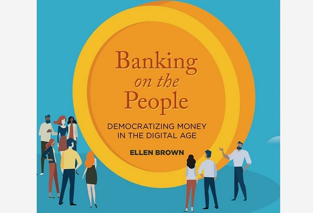"The Bankers' ""Power Revolution"": How the Government Got Shackled by Debt + New Book: Banking on the People by Ellen Brown"