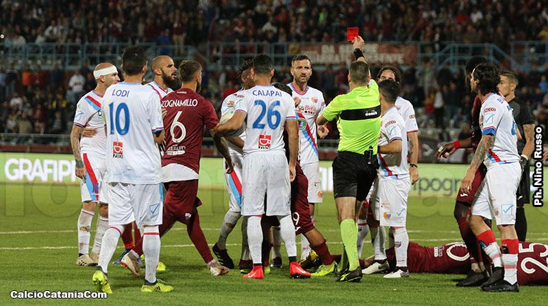 Trapani-Catania 1-1: I rossazzurri restano in Serie C