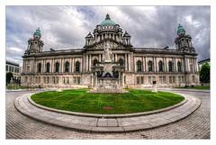 Belfast NIR - City Hall 01