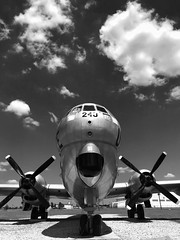 KC-97 Tanker. Barksdale AFB Museum, Louisiana.