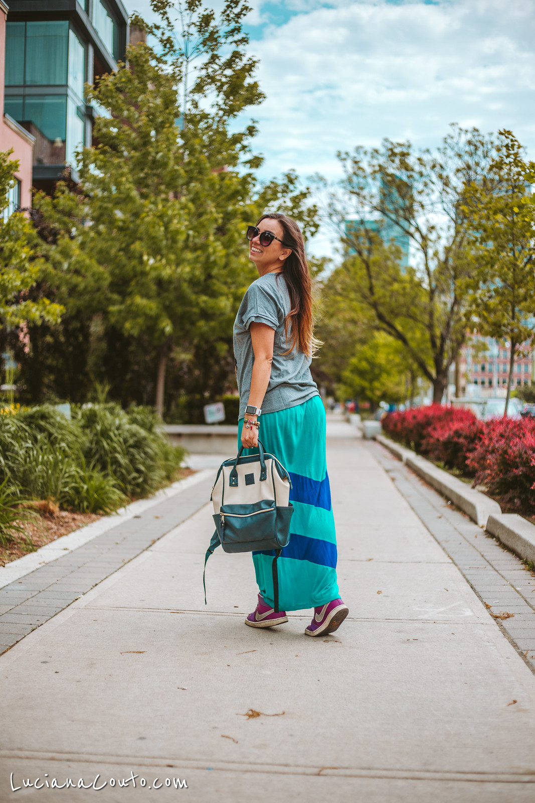 WHAT I WORE: SPRING IN TORONTO